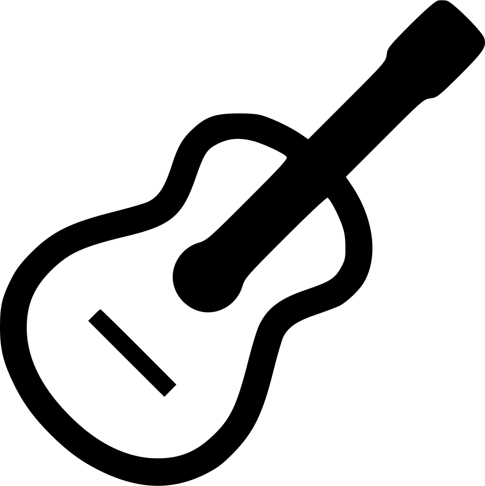 Hobby Guitar Classic Svg Png Icon Free Download 572222 Onlinewebfonts Com
