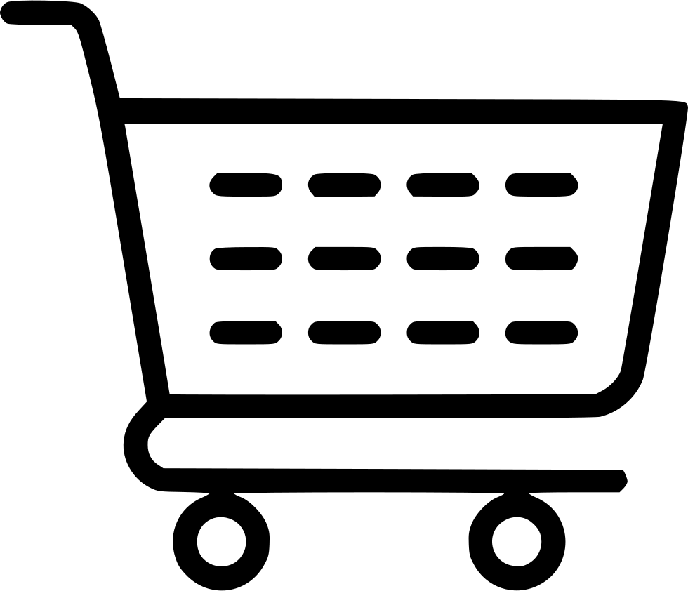 Shopping Cart Shop Basket Buy Check Out Checkout Store E merce Svg