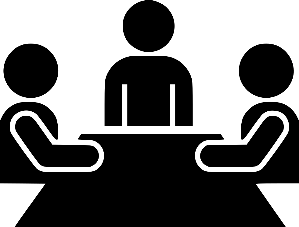 Meeting Svg Png Icon Free Download 572723