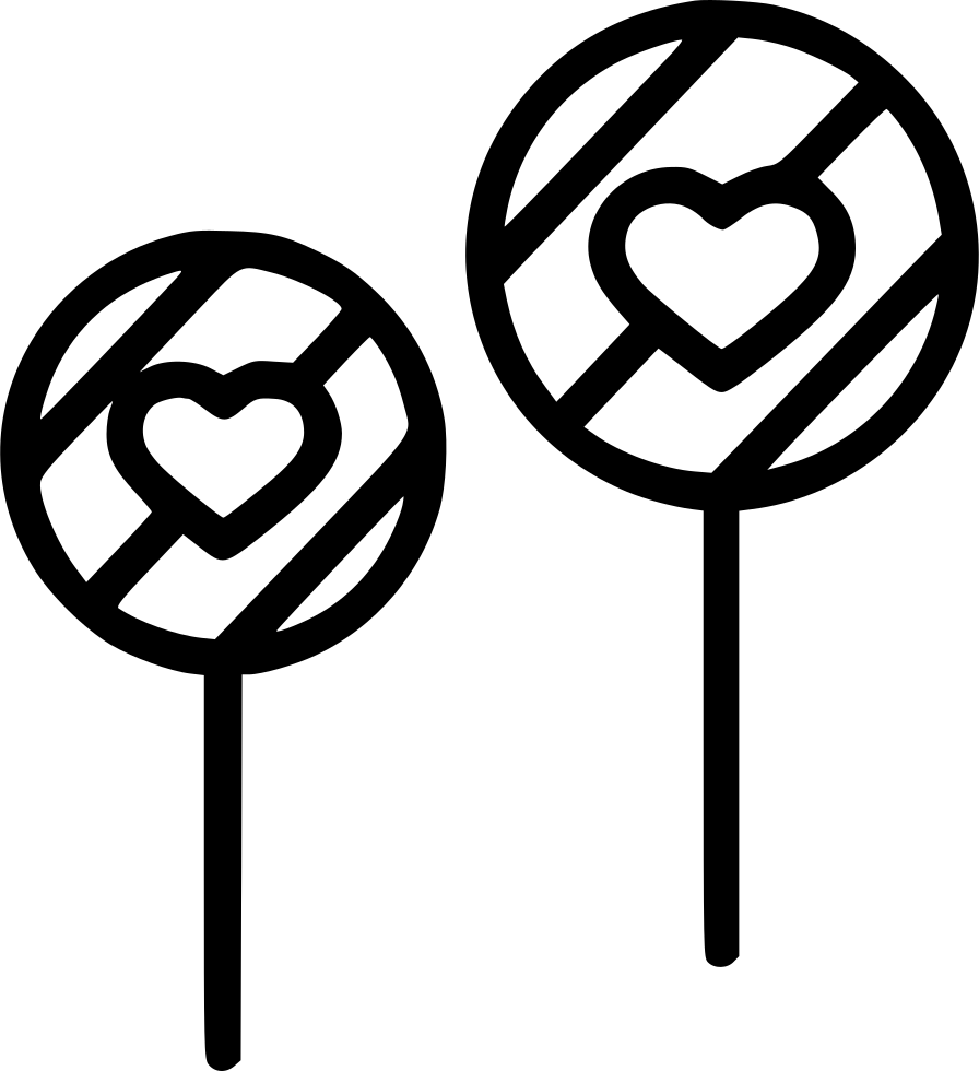 Romantic Valentine Valentines Day Candy Heart Svg Png Icon Free