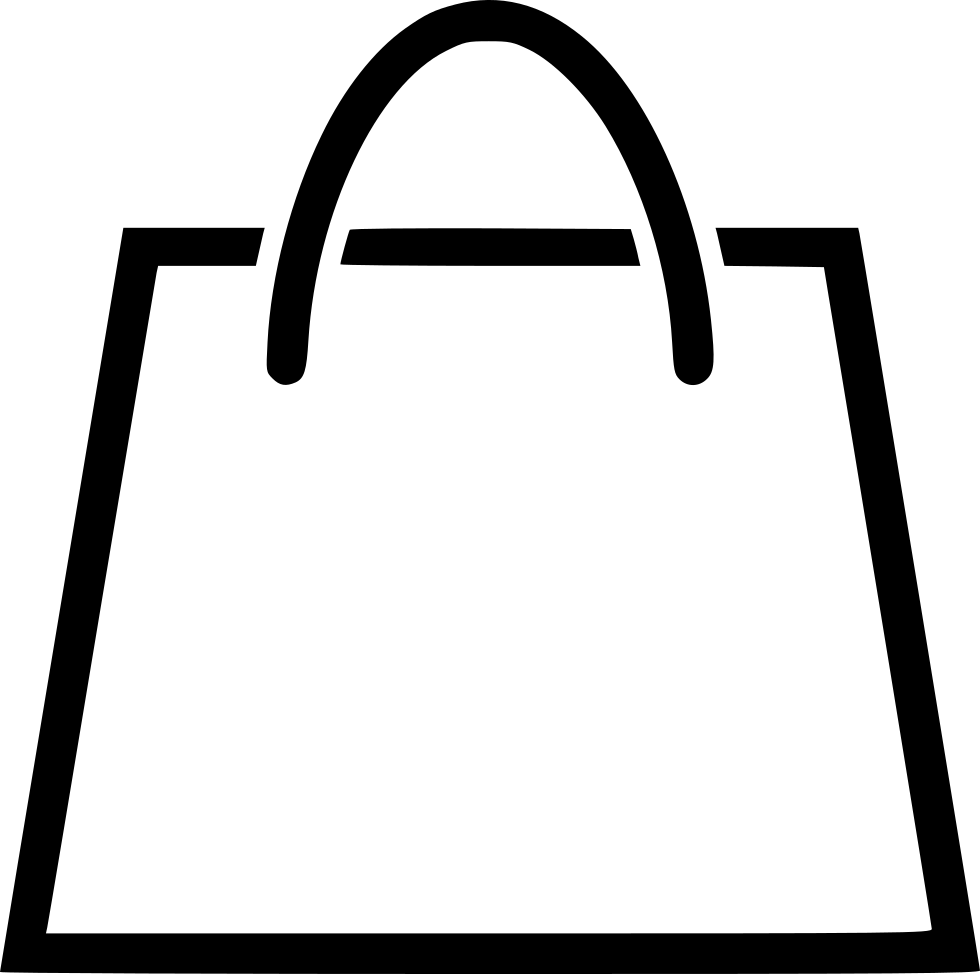 Shopping Bag Svg Png Icon Free Download (#573020 ...