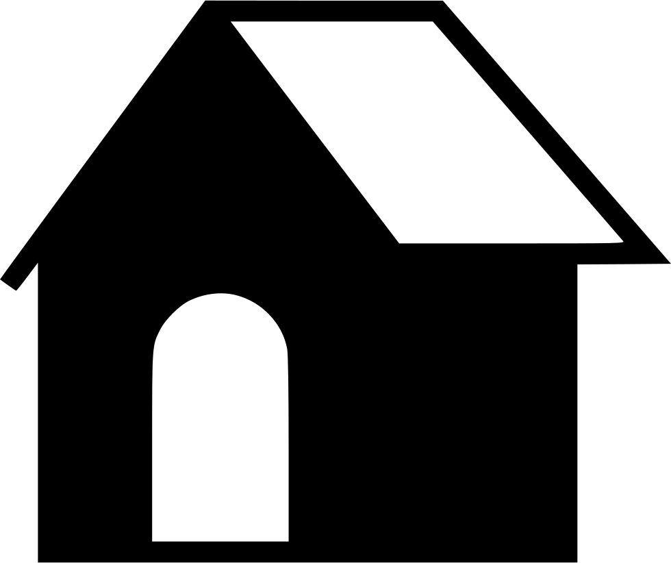 Home Dog House S Svg Png Icon Free Download (#573489