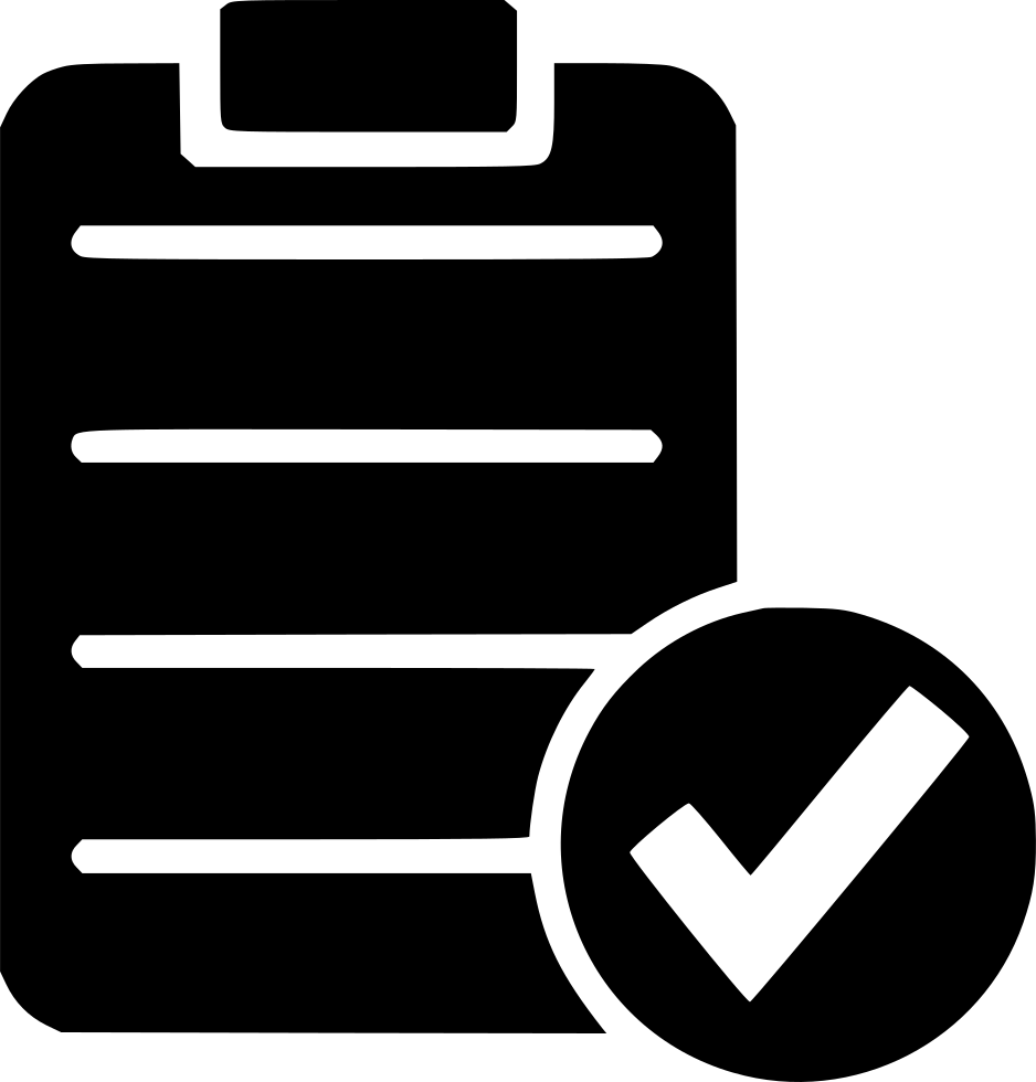 check list ok form yes test right svg png icon free download