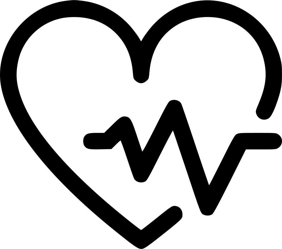 Health Fitness Heart Rate Bit Analysis Svg Png Icon Free
