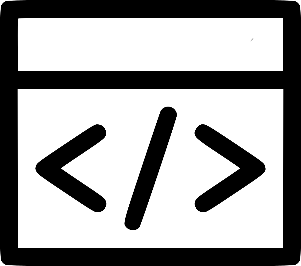 Window coding code browser ide xml tags svg png icon free download png file biocorpaavc