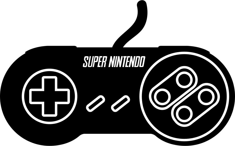 Game Control Super Nintendo Svg Png Icon Free Download