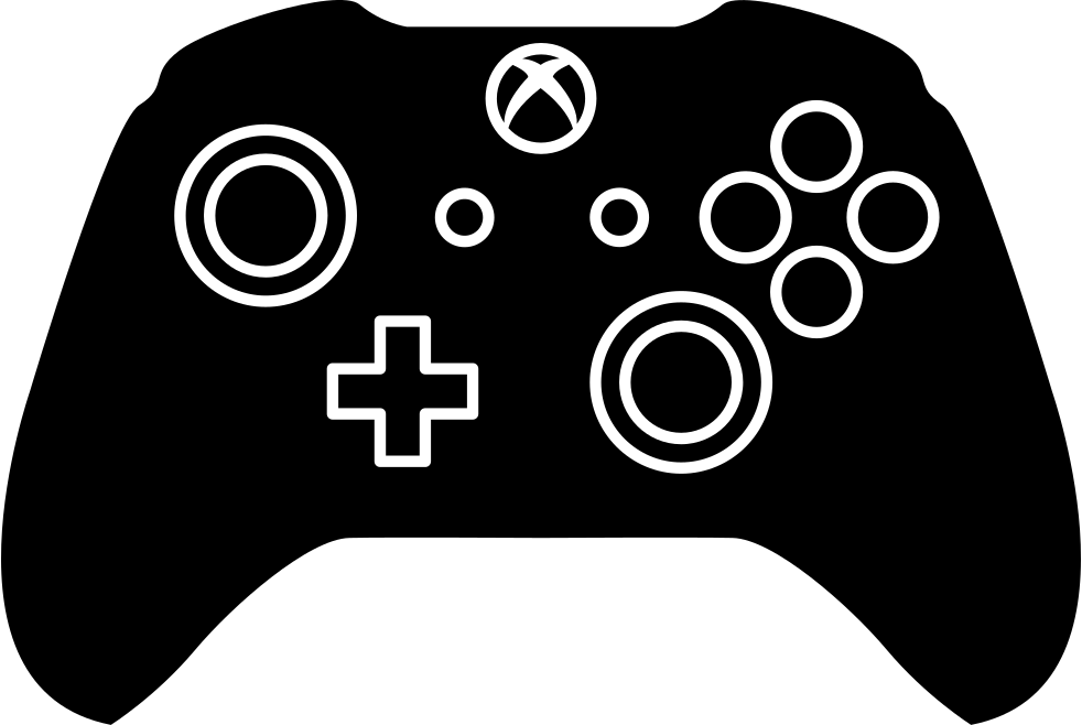 Xbox Control For One Svg Icon Free Download 60571