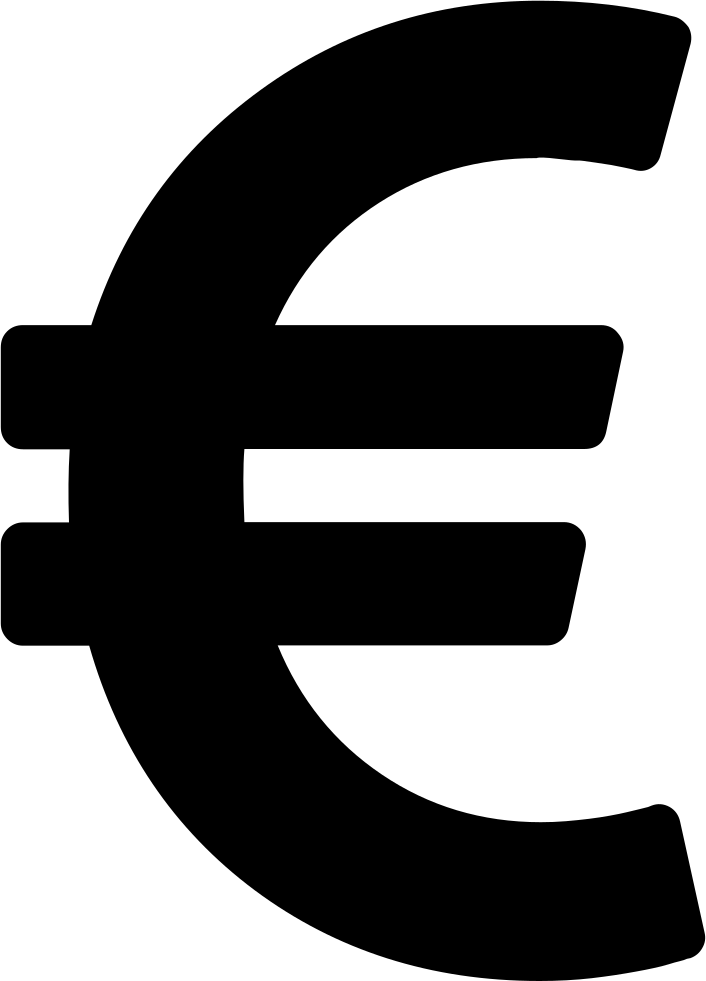 Euro Currency Symbol Svg Png Icon Free Download 62259