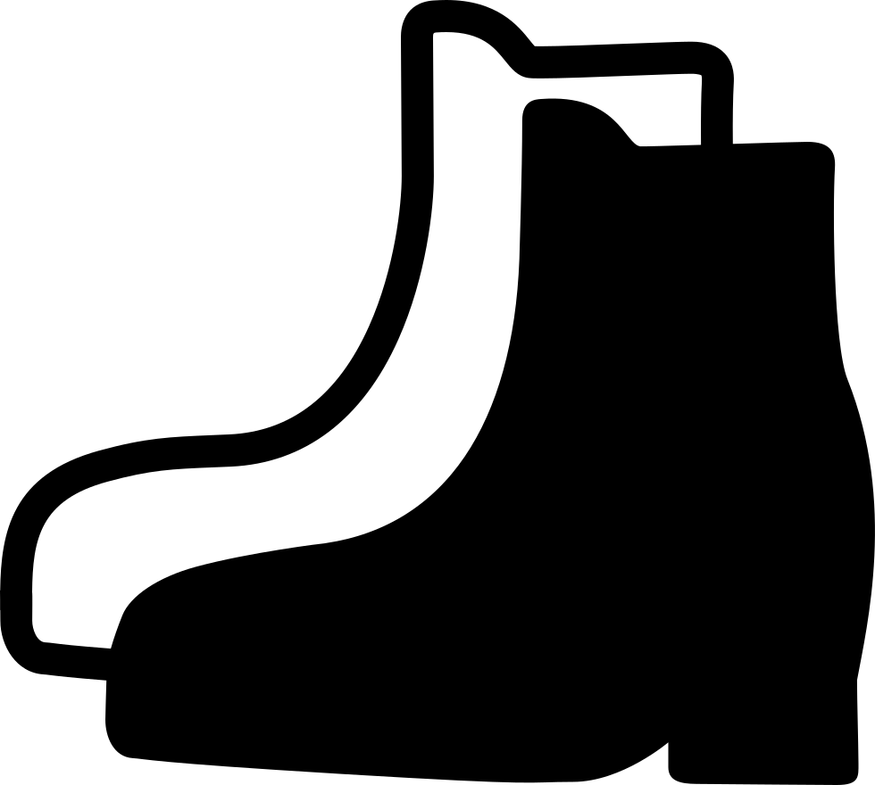 Pair Of Boots Svg Png Icon Free Download (62903