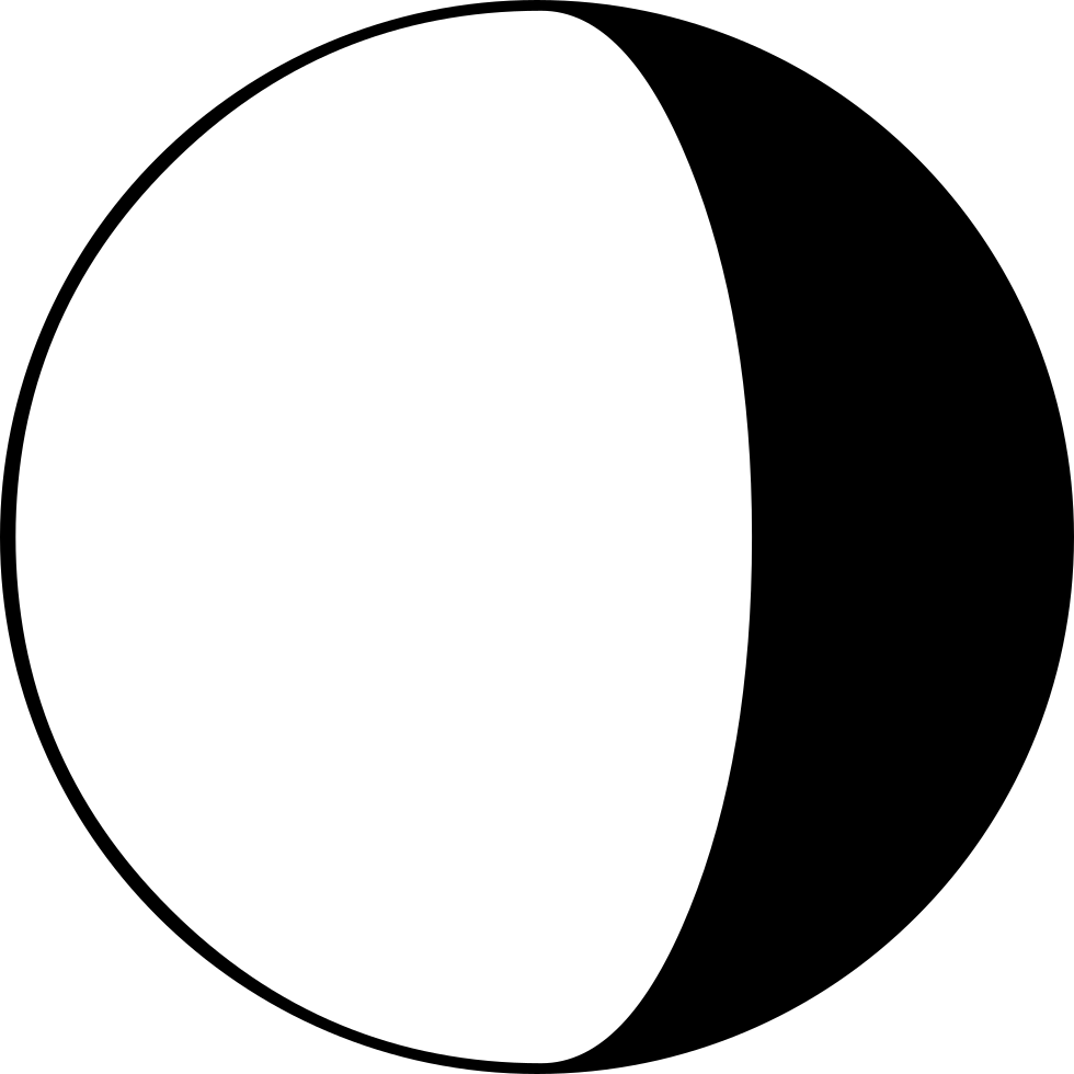Moon Phase Symbol Svg Png Icon Free Download (#6313