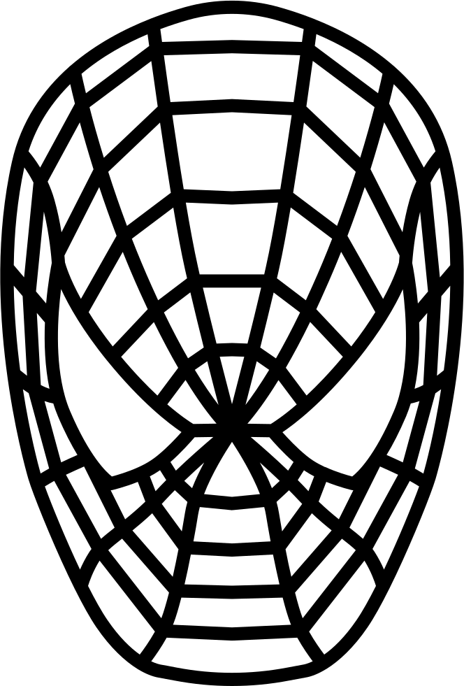 spiderman svg png icon free download 63365 onlinewebfonts com