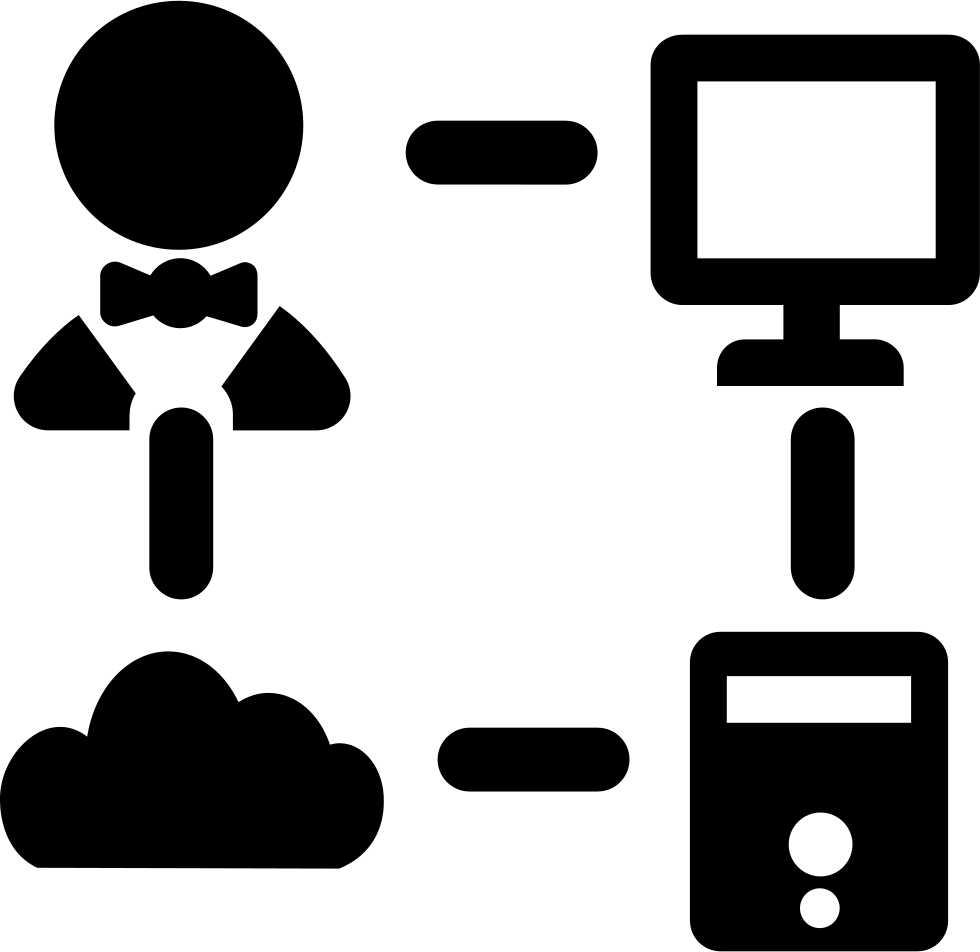 Cloud Computing Available Everywhere Svg Png Icon Free