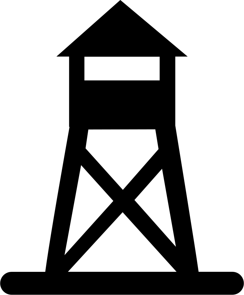 observation tower svg png icon free download 65871 onlinewebfonts com online web fonts