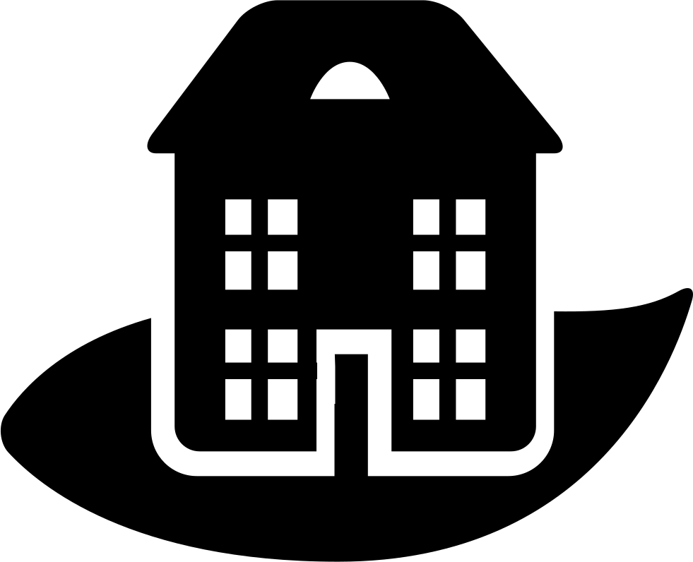 Rural Hotel Big Building Svg Png Icon Free Download 66186