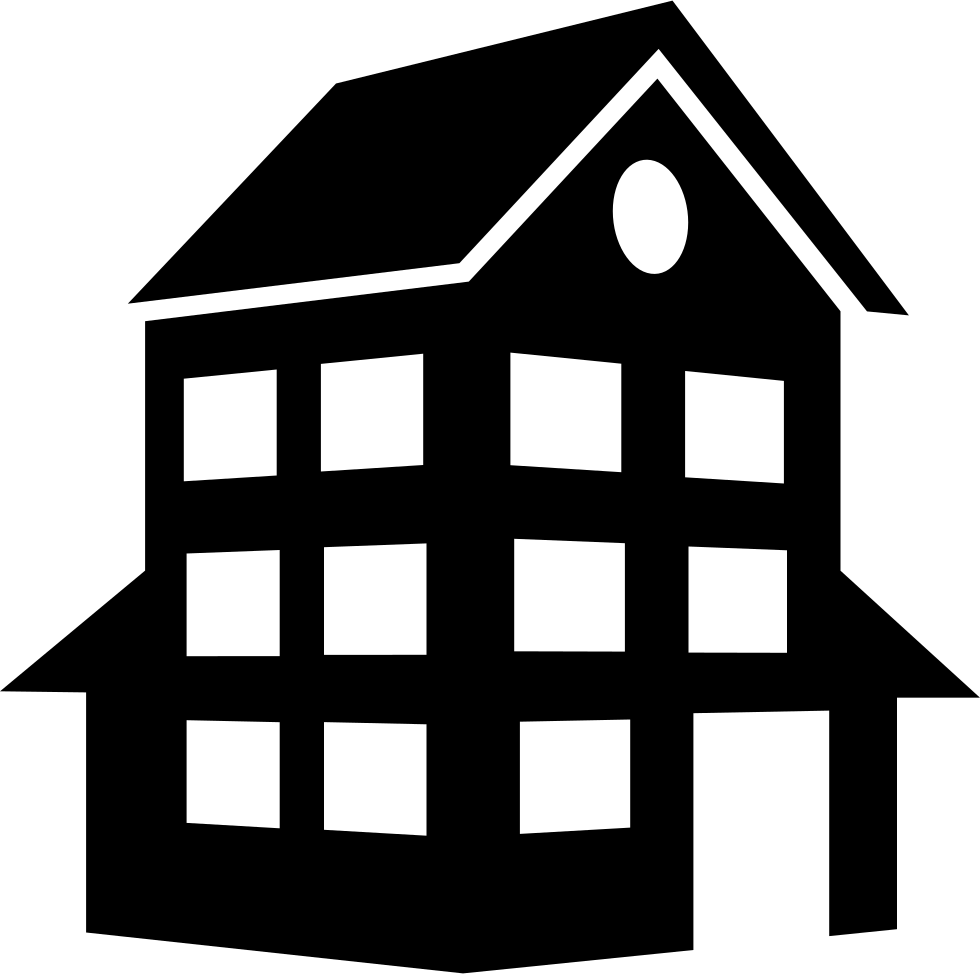 House building svg png icon free download 66625 for House music symbol