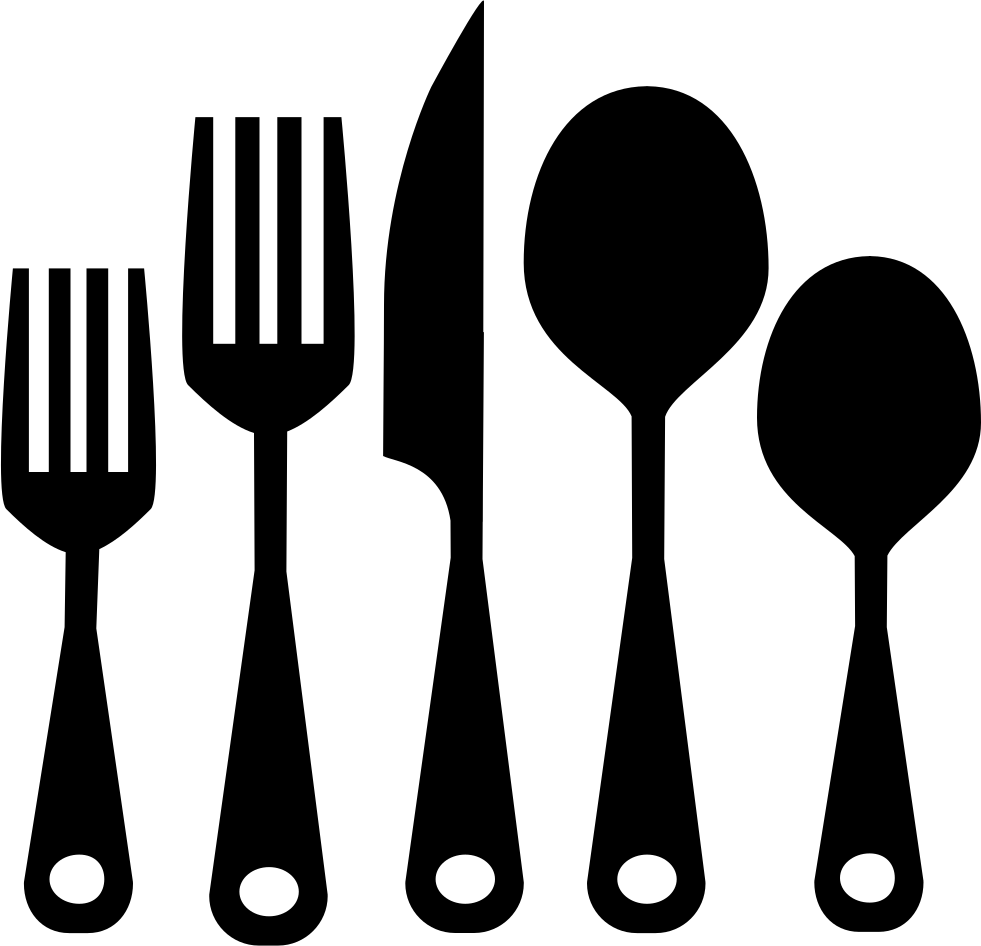 Cutlery Kitchen Set Svg Png Icon Free Download 8314