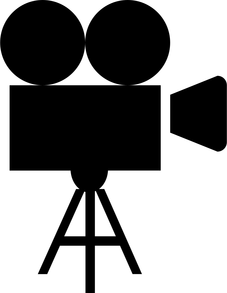 camera movie video record film svg png icon free download