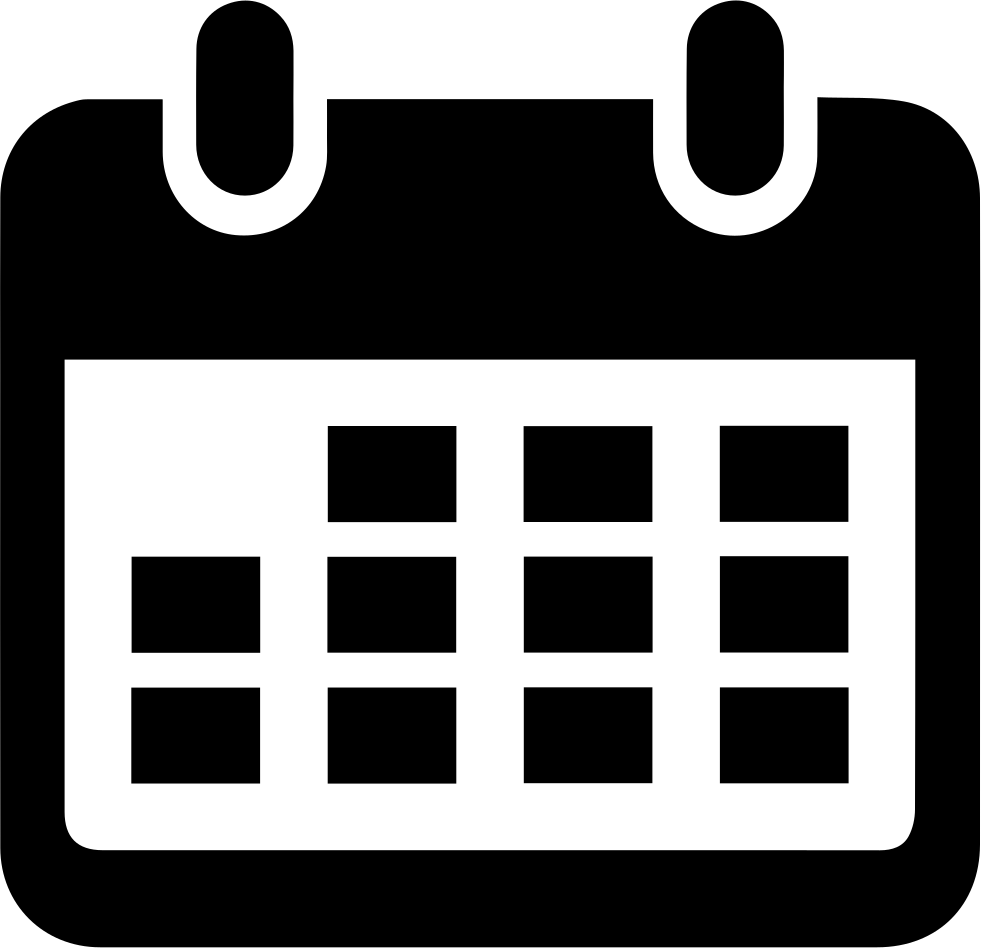 Calendar Icon Png Free Download : Calendar svg png icon free download