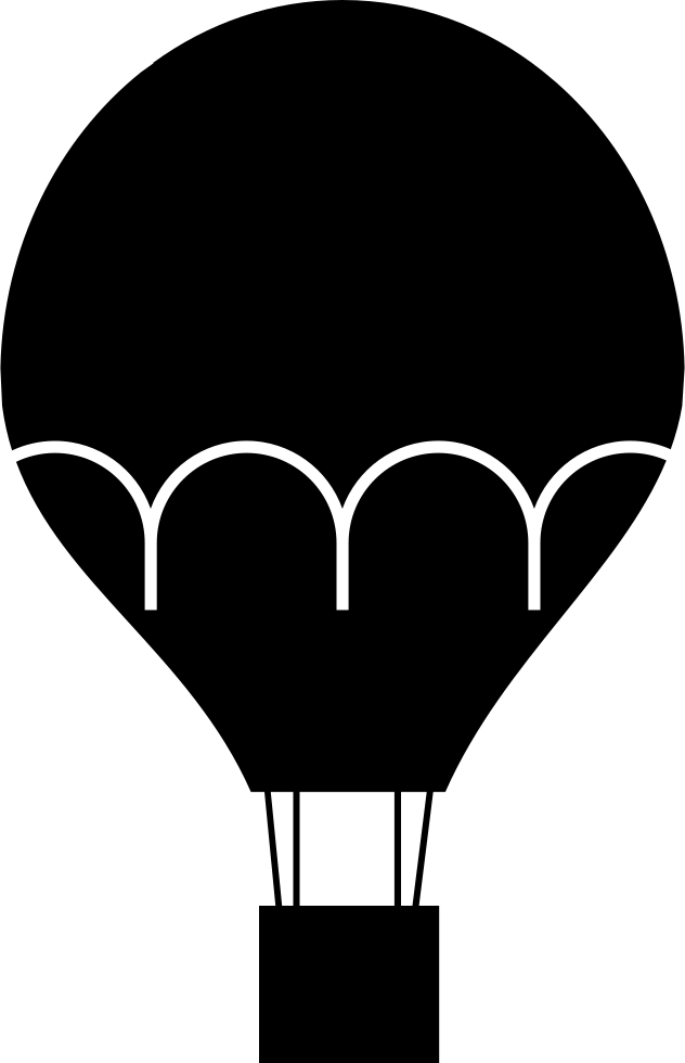 Hot Air Balloon Svg Png Icon Free Download (#9495 ...