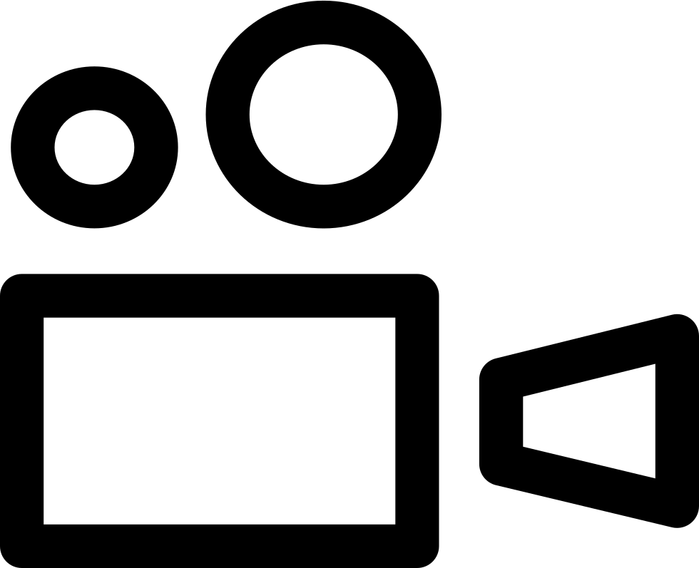 Video Camera Svg Png Icon Free Download 95422 Onlinewebfonts