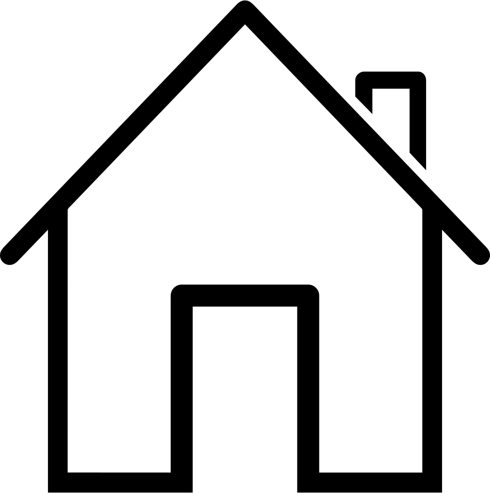 Home Normal Svg Png Icon Free Download (#99787 ...