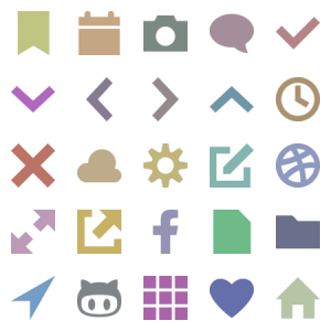 Geom Icons