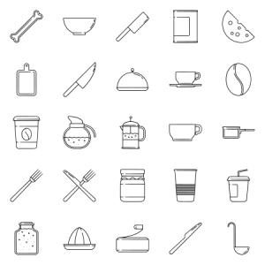 Line Kitchen Equipment