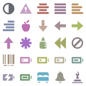 +50 Law Order Glyph Icons Packs Free Downloads ...