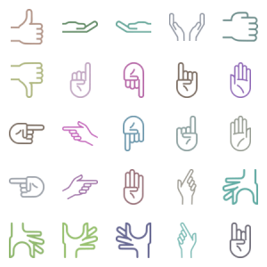 Hand Movements Vol