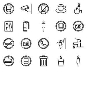 Information Icon Set