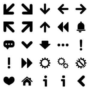 Basic Ui Elements Plain