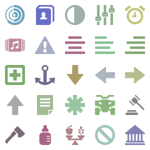 Glyphicons Regular