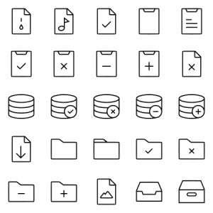 Data Outline