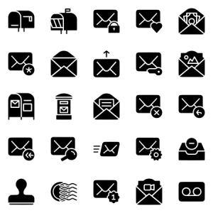 Emails Set