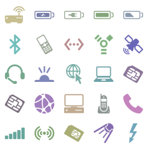 Proglyphs Communication And Devices