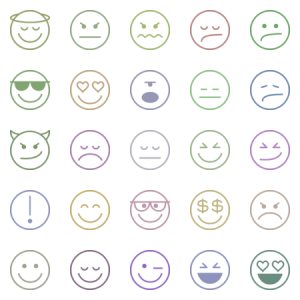 Elite Emoticons