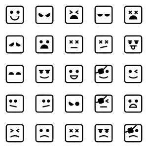 Emoji Faces