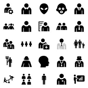 Icostrike Characters