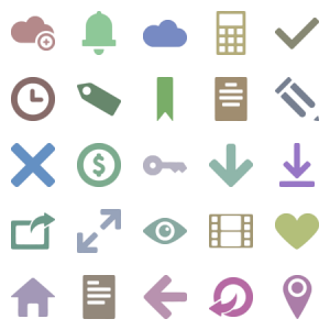 General Ui Icons
