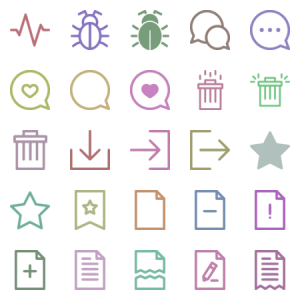 Web Iconset Pt