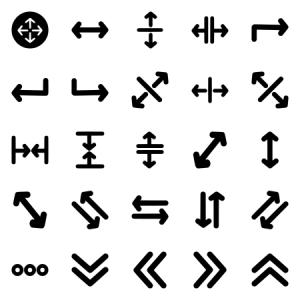 Arrows Part