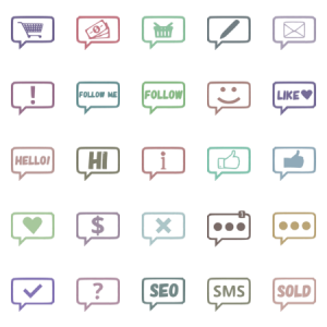Chat Icons