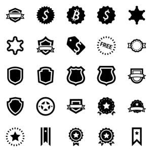 Badge And Awards