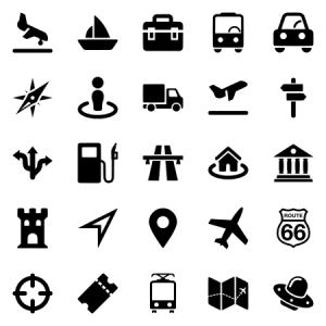 Proglyphs Traveling