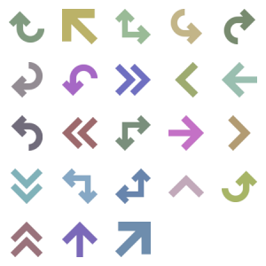 Simple Arrows