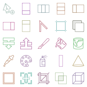 Smashicons Design Outline