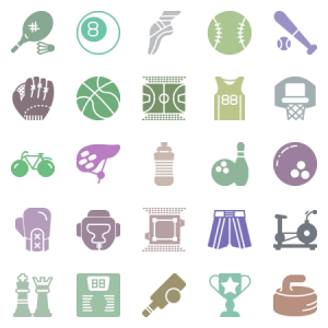 Smashicons Sports Solid