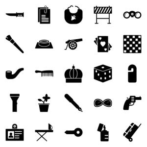 Objects Glyph