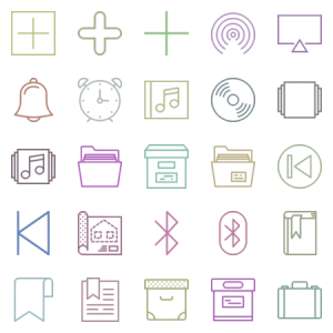 Smashicons The Essentials Outline
