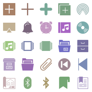 Smashicons The Essentials Solid
